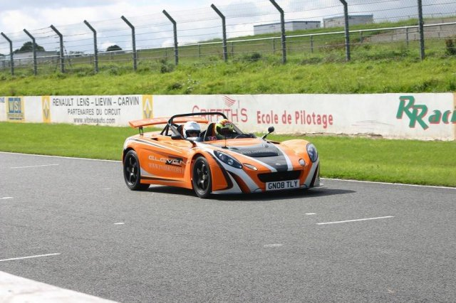 FVH Motors - Lotus - historique